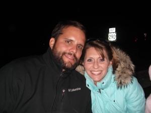 Matt and Toni