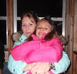 Toni and Hanna