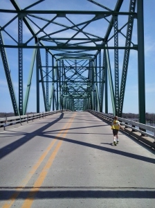"The ""infamous"" bridge"