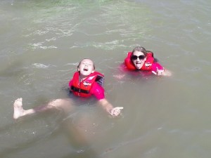 Madison and Jaycie