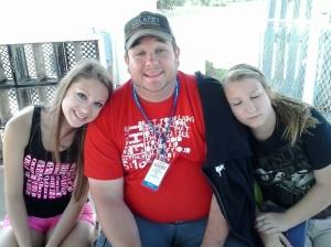 Victoria, Paul, and Jaycie
