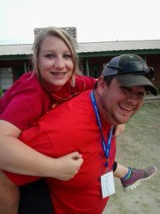 Jaycie and Paul