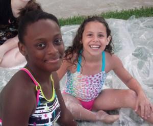 Jalisa and Zoe