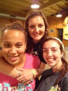 Jasmine, Morgan, and Brittanie
