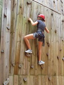 Victoria climbing