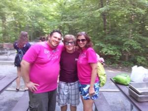 Paul, Walker, and me