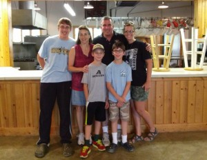 The Gayton Family and me