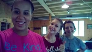 Jasmine, Victoria, and Morgan