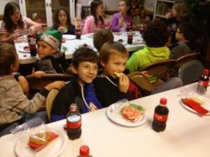 Luke and Mason