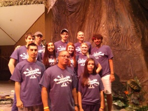 Group from FBC Caldwell