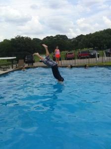 Grady's dive