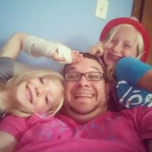Hannah, Paul, and Becca