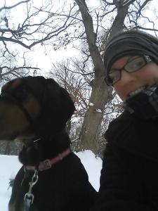 Saddie and me