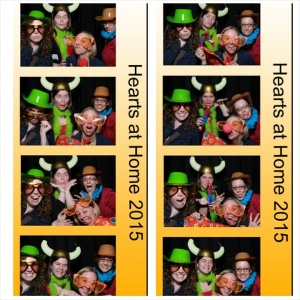 pictures from the H@H photo booth!