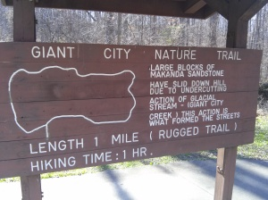 Giant City Nature Trail