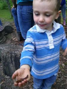 Kacer and his WORM!!!