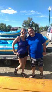 """Scenic"" Rafting Trip"